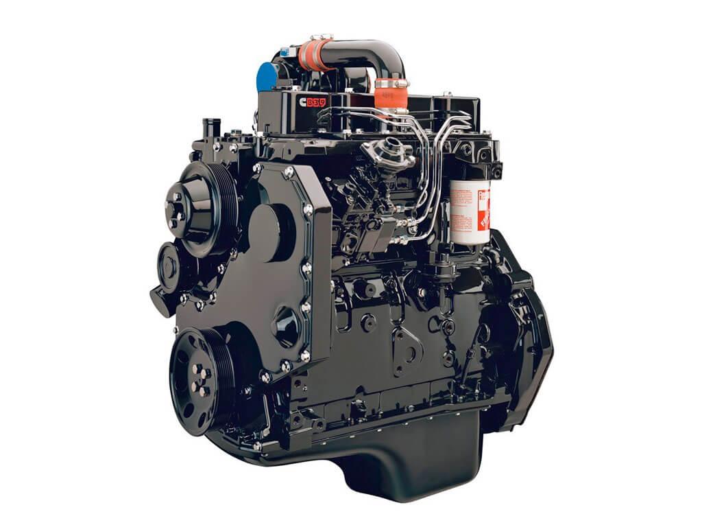 Motor diésel Cummins 4BT 3.9