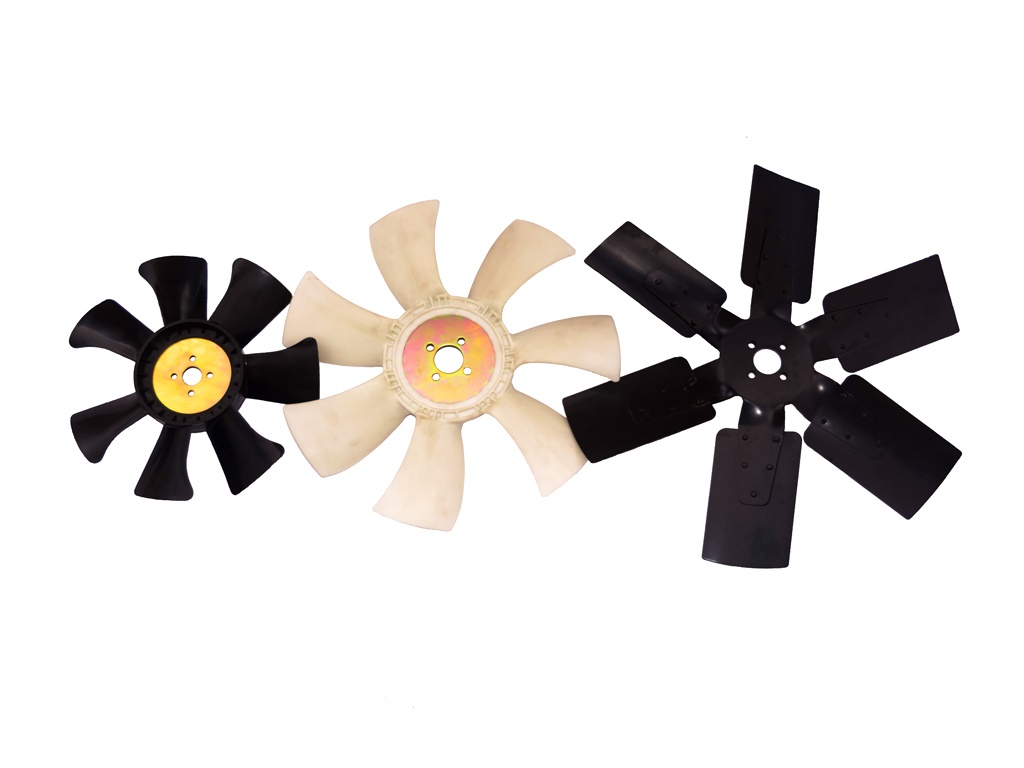 Ventilador de refrigeración