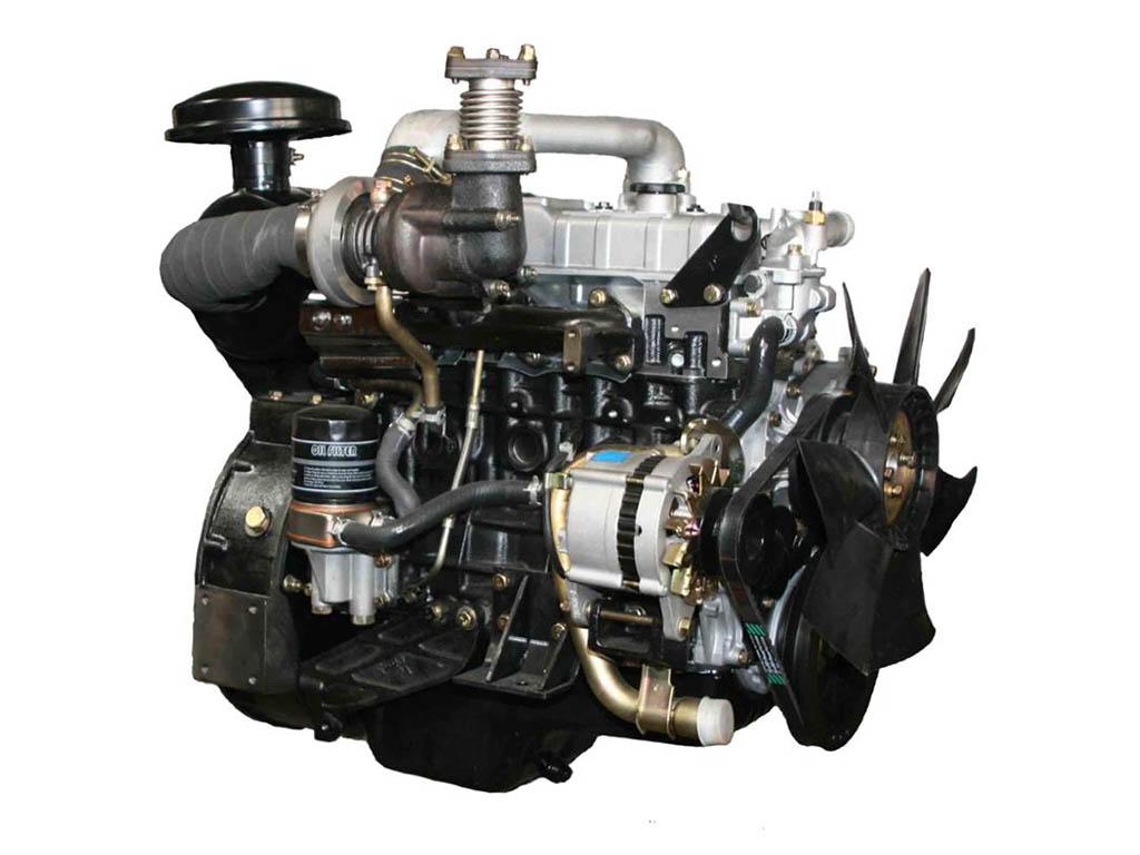 Motor YTO LR4105G84