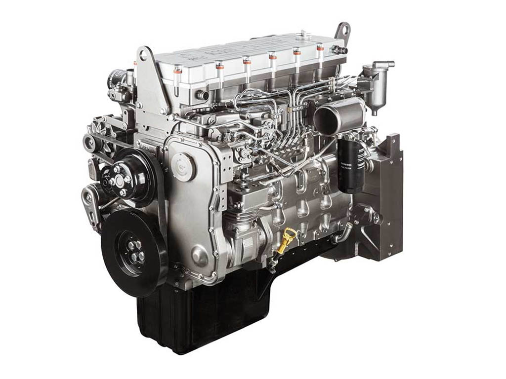 Motor diesel SC11CB220