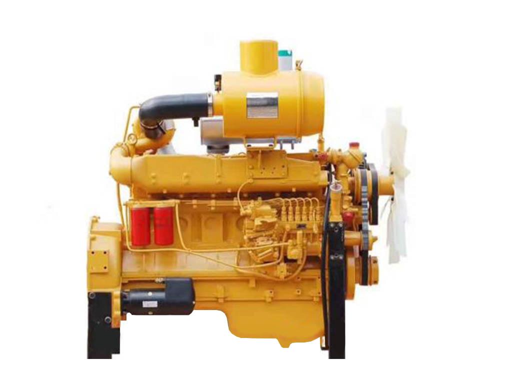 Motor diesel Weichai Deutz WD10G220E21
