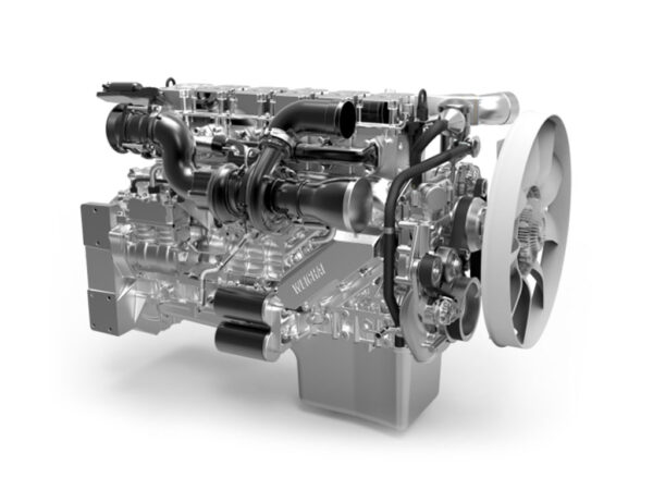 Motor Weichai Deutz WP6G125E22