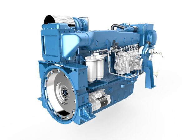 Motor Weichai Deutz WD10G178E25