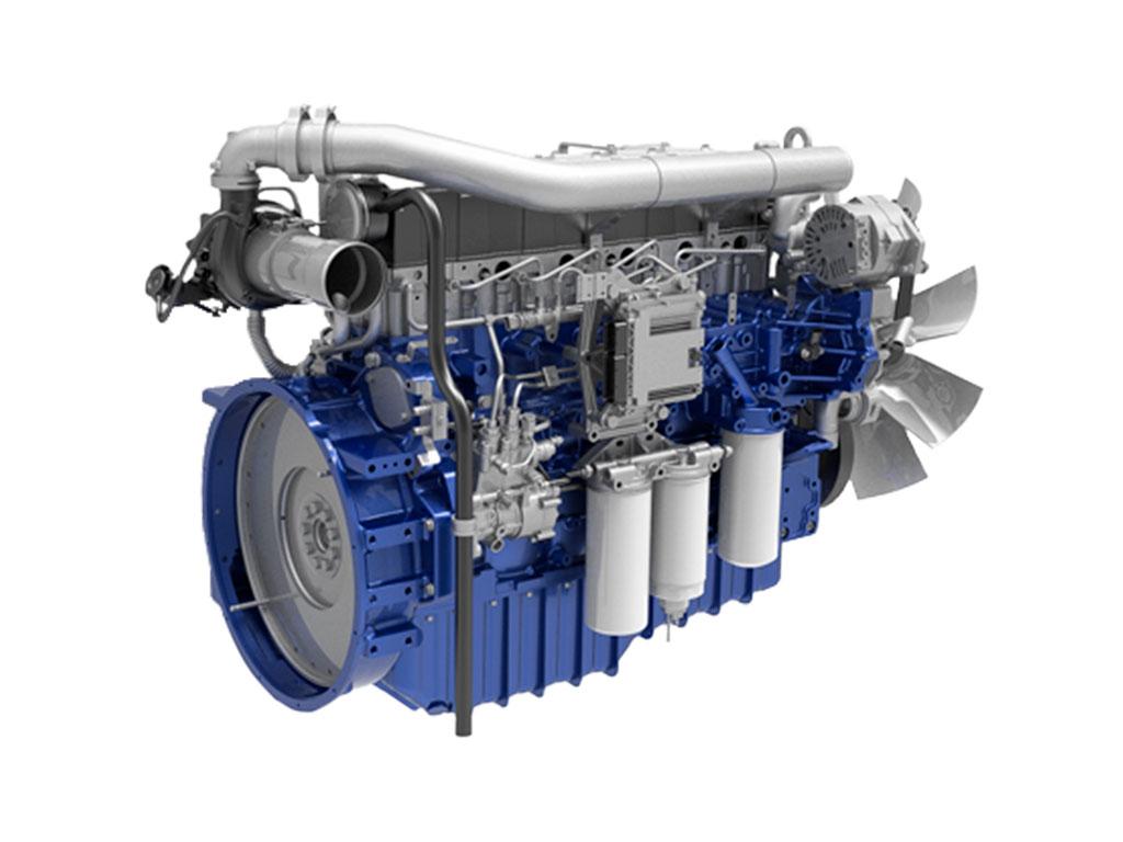 Motor Weichai Deutz WD10G220E23