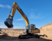 Excavadoras sobre orugas XE215