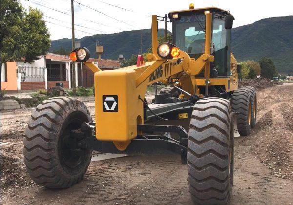 Motoniveladora XCMG GR180BR